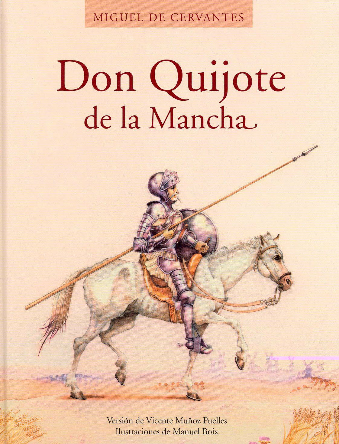 cervantes don quixote Although cervantes had already gone on record about intending to wrap up the story of don quixote in a second text, it is generally believed that the avellaneda debacle was the straw that broke.