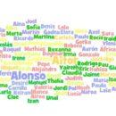 Испанские женские и мужские имена
