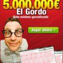 «Эль Гордо» — рождественская национальная лотерея Испании