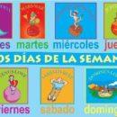 Дни недели в испанском языке