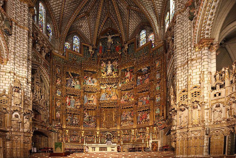 Толедский собор святой Марии