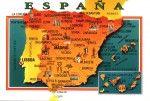 Мое путешествие в Испанию