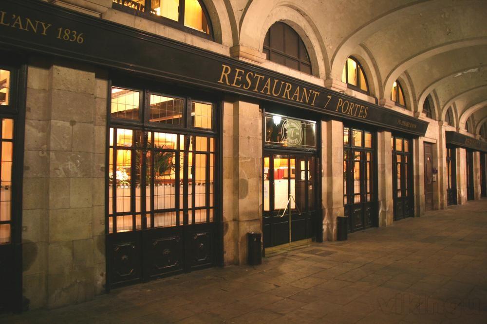 Restaurant de les 7 Portes
