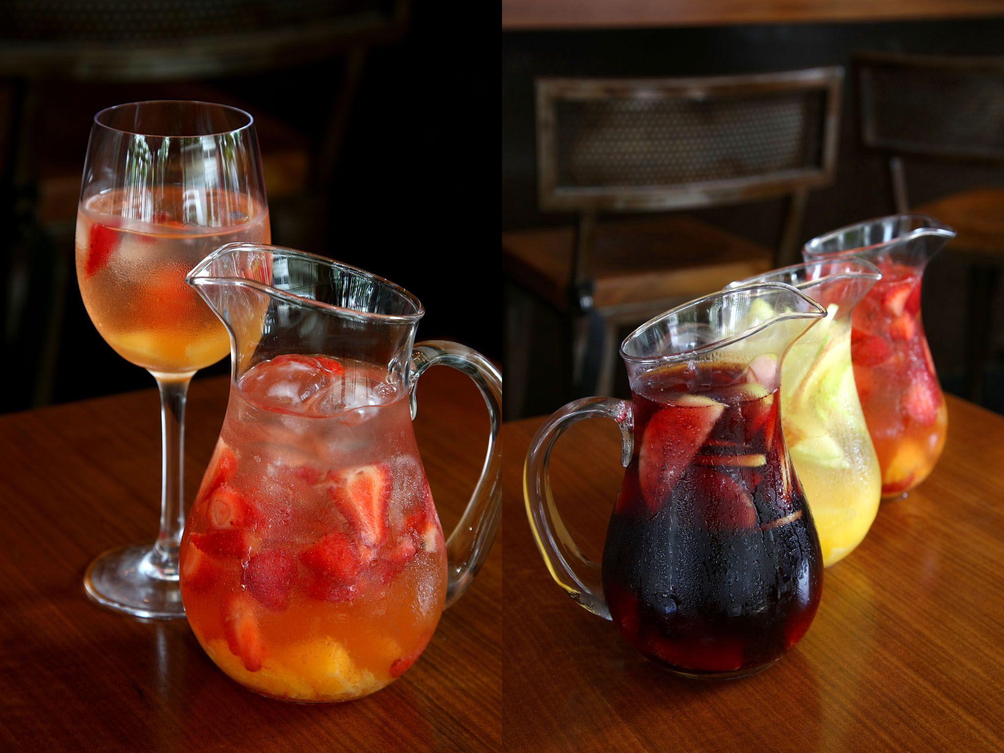 Сангрия – волшебный напиток