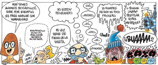 Междометия в испанском языке